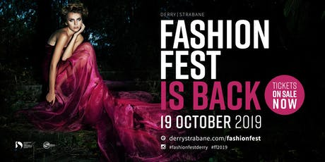 Fashion Fest 2019 tickets