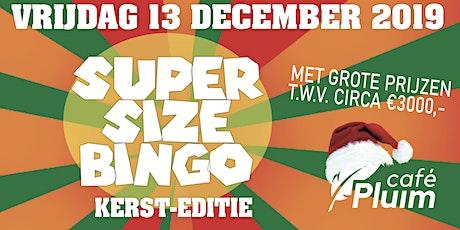 SUPERSIZE BINGO (kerst-editie) tickets