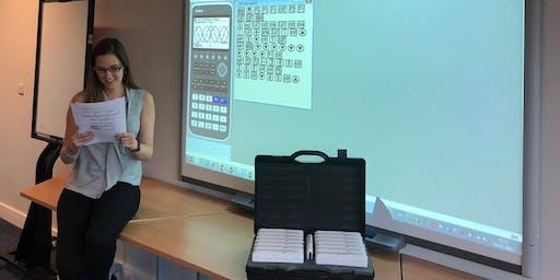 Casio fx-CG50 training: Thomas Alleynes School