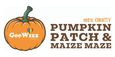 GeeWizz Charity Pumpkin Patch & Maize Maze Private Viewing Day