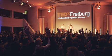 TEDxFreiburg 2019 tickets