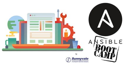 IT infrastructure automation with Ansible - Boot Camp tickets
