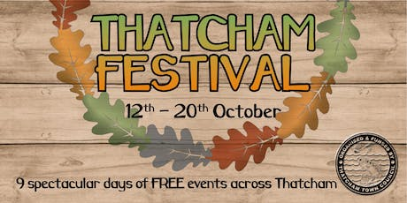 Thatcham: Radical, Notorious and Glorious with John Trigg tickets