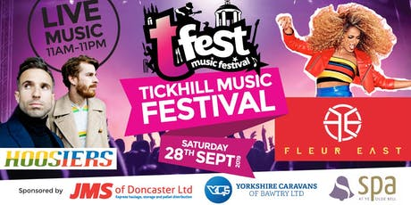 TFest 2019   Tickhill Music Festival tickets
