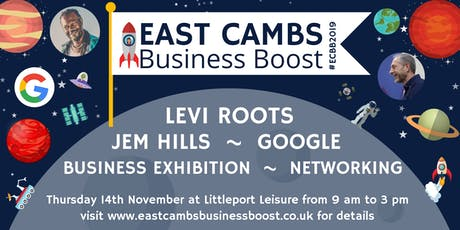 East Cambs Business Boost 2019 tickets