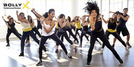 BollyX - The Bollywood Workout Class tickets