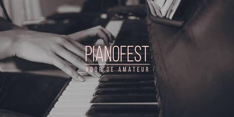 PianoFest 21 & 22 december 2019 tickets