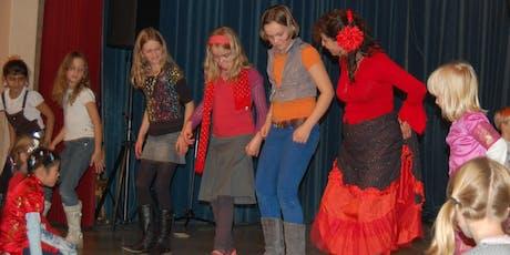 Flamenco voor jong en oud - Familievoorstelling tickets