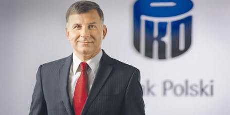 Meeting with Zbigniew Jagiello, CEO of Bank PKO BP tickets