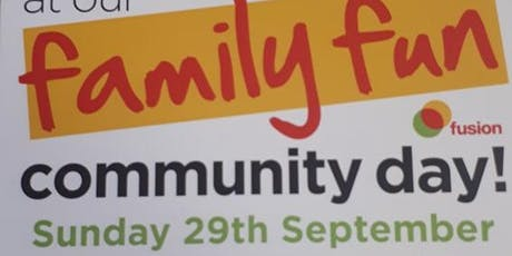 Family Fun Community Day tickets