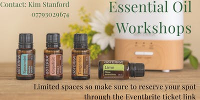 Essential Oils & Natural Wellbeing