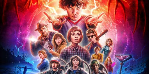 HALLOWEEN: Stranger Things Trivia in RICHMOND