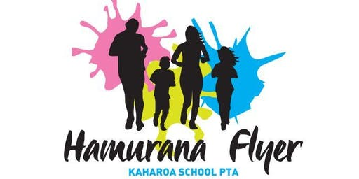 Hamurana Flyer 5.0 km Race and Colour Fun Run hosted by Kaharoa School PTA