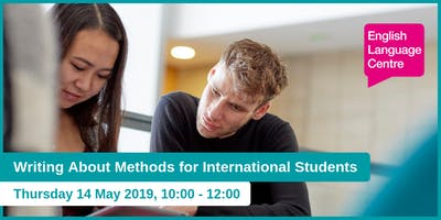 Writing about Methods for International Students