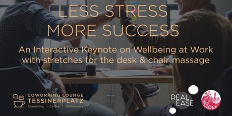 Less stress, more success Tickets