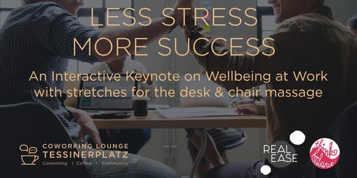 Less stress, more success