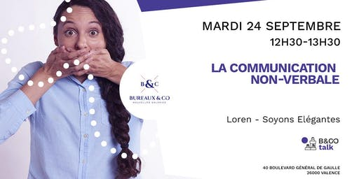 Atelier :  La communication non-verbale
