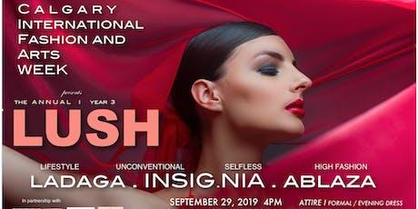 Calgary International Fashion and Arts Week 2019 tickets