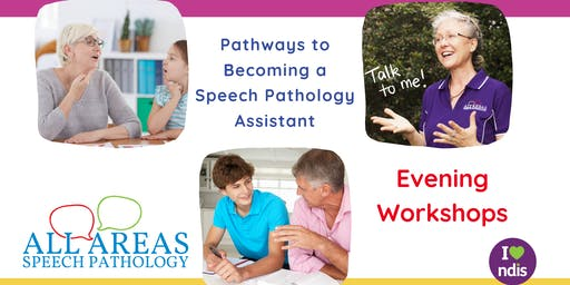 ERINA: Pathways to becoming a Speech Pathology Assistant