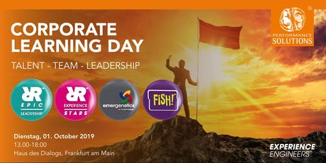 Corporate Learning Day 2019 Tickets