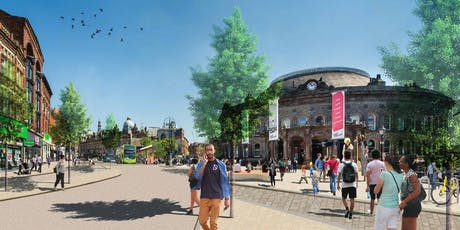 Transforming your city centre tickets