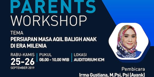 Parents Workshop