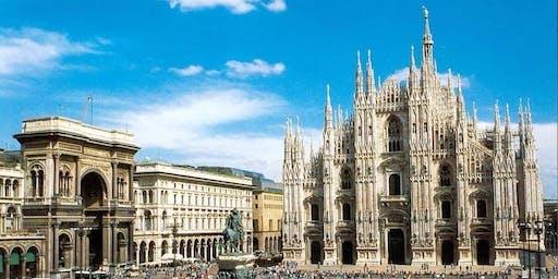 Milan Fashion Week - Terrazza Duomo21 Cocktail Party - 17 Settembre