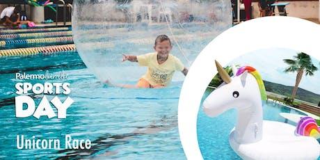 VI edizione Palermobimbi Sports Day: se anche gli unicorni partecipano!... biglietti