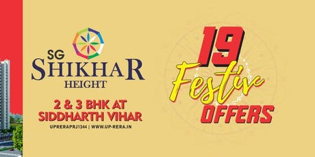 SG Shikhar Height tickets