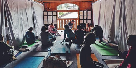 An Autumn Equinox Yin Yoga Supper with Sweet As at the Yoga Barn tickets