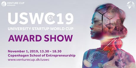 University Startup World Cup 2019 - Award Show tickets