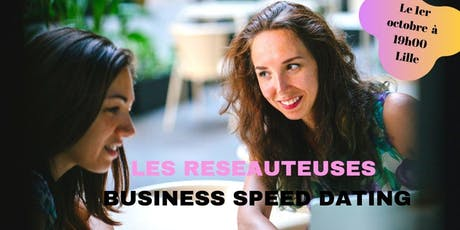 BUSINESS SPEED DATING LES RESEAUTEUSES billets