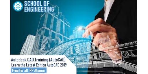 Autodesk CAD Training (AutoCAD) 2019 Edition