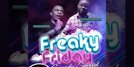 Glow Bar Atl presents Freaky Friday 13th Comedy Special tickets