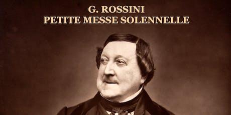 Petite Messe Solennelle di Gioachino Rossini biglietti