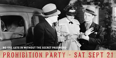 PROHIBITION PARTY tickets