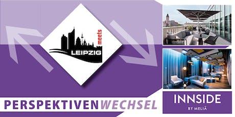 Leipzig meets Perspektivenwechsel Tickets