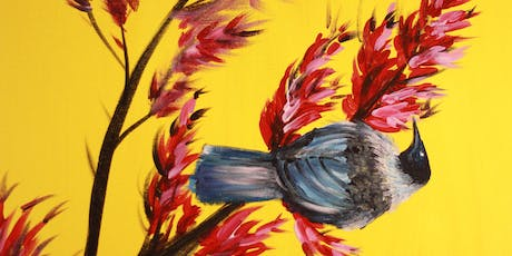Chill & Paint Night @ Auckland City Hotel  -  Tui on Flax tickets