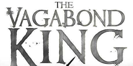 Launch party for The Vagabond King tickets