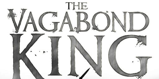 Launch party for The Vagabond King