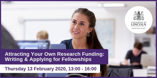 Attracting your own Research Funding