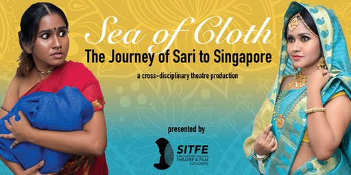 SEA OF CLOTH : The Journey of Sari to Singapore