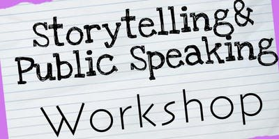 Good Girl Chronicles Storytelling & Public Speaking Workshop
