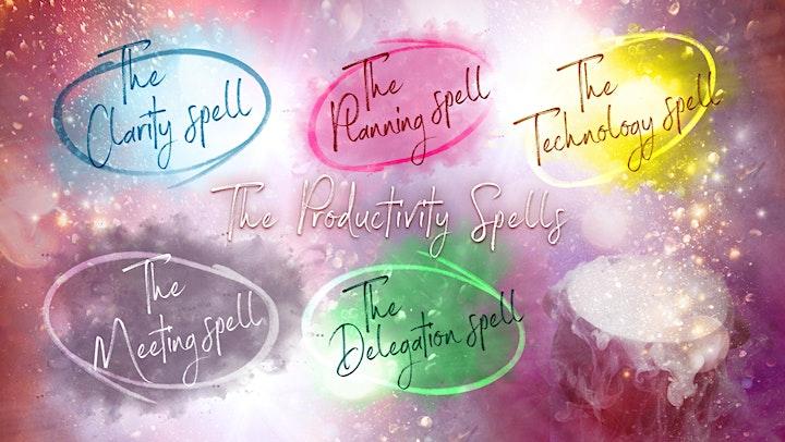 Time Management Magic! image