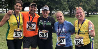 Marlborough Temple Trail Races - Half Marathon & 7 Miler