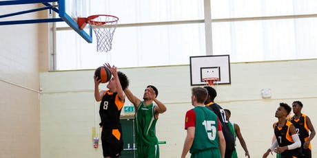 Basketball Academy Trials- City of Wolverhampton College tickets
