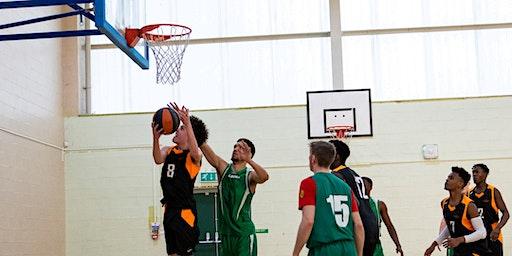 Basketball Academy Trials- City of Wolverhampton College