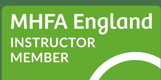 MHFA Mental Health Awareness Course
