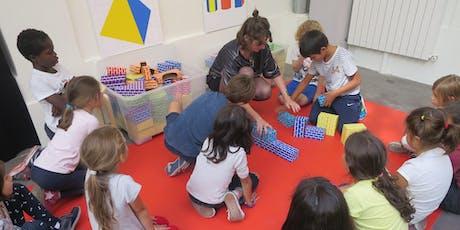 Conférence-débat : La place du jeu chez l'enfant billets