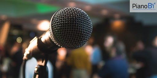 Public Speaking e comunicazione efficace - laboratorio interattivo